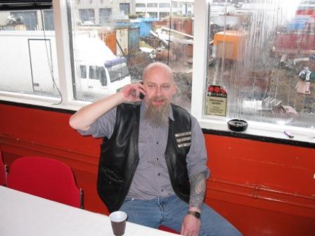 Myndir þessar eru eign Óskabarna Óðins MC Þorrablót 2010